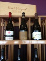 The 2010 iOTA pinot noir can now be found at Grand Vines in Salem OR.  Thanks Maggie!